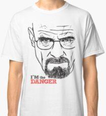 Walter White Breaking Bad Classic T-Shirt