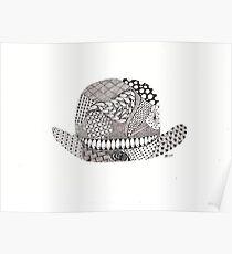 Bowler hat...morning sir Poster