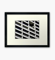 IBM Building Framed Print