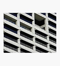 IBM Building Photographic Print