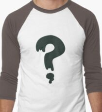 gravity falls soos  Men's Baseball ¾ T-Shirt