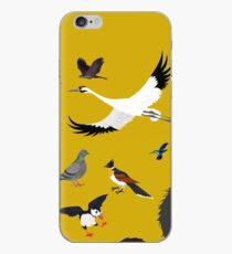 I Am Thankful For Birds iPhone Case