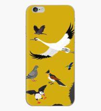 Ich bin dankbar für Vögel iPhone-Hülle & Cover