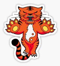 ninjitzoo - dim sum Sticker