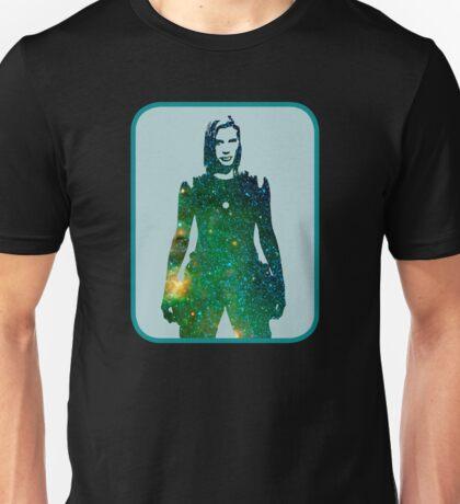Starbuck - Battlestar Galactica Unisex T-Shirt
