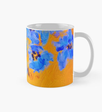 Habibiflo gelb-orange Tasse