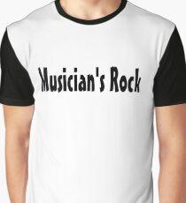 Musician Graphic T-Shirt