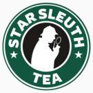 Classic Sherlock - Starbucks Parody by dgoring