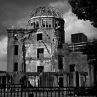 A-Bomb Dome, Hiroshima by Joseph Miller