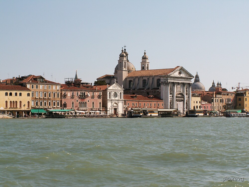 Street of Venice by pisarevg