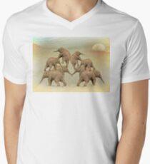 Elephant Acrobatics T-Shirt
