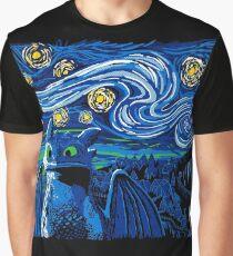 Starry Berk Graphic T-Shirt