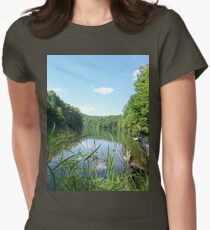 Wild and Wonderful Rustic Wilderness Lake T-Shirt