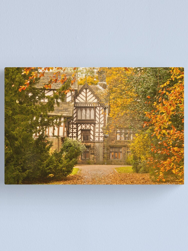 Alternate view of Turton Tower Canvas Print