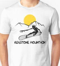 Keystone, Colorado Snowboarding T-Shirt