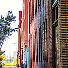 Old City Perspective by Jessica Manelis