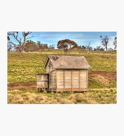 Holt's Flat Siding NEW SOUTH WALES AUSTRALIA  Photographic Print