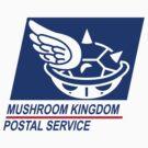 mushroom kingdom postal service by manikx