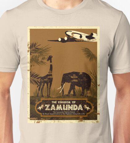 Visit Zamunda Unisex T-Shirt