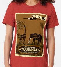 Visit Zamunda Vintage T-Shirt