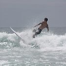 Surf All Conditions by Diana Grunwald