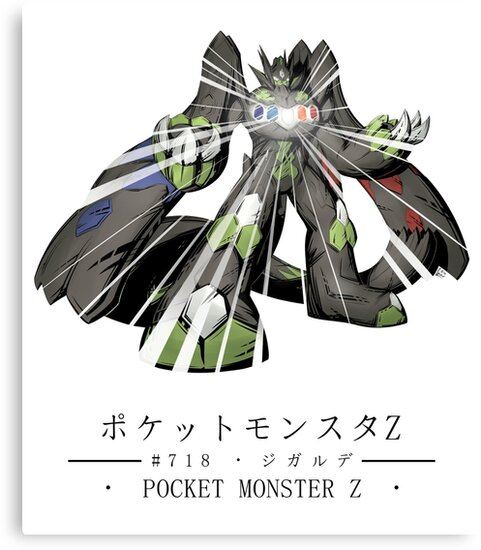 Pokemon Z by Spino