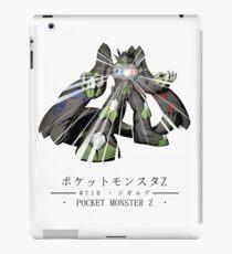 Pokemon Z iPad Case/Skin