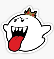 King Boo Sticker