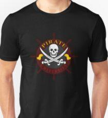 Pirate University Color T-Shirt