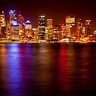 Colours of Sydney by miroslava