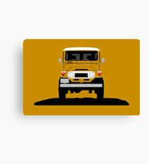 The classic offroader Canvas Print