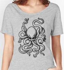 Skulltopus Women's Relaxed Fit T-Shirt
