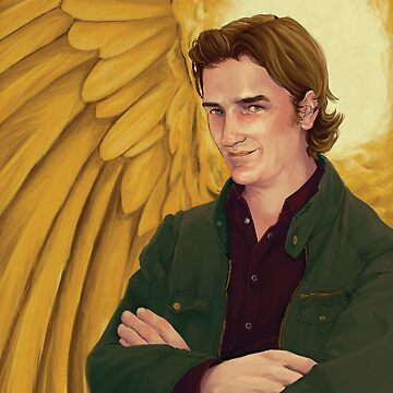 Portrait of an Archangel by Sabrea
