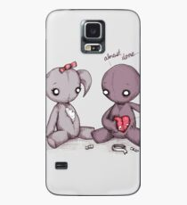 Sadness Sutures Case/Skin for Samsung Galaxy