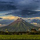 Momotombo Volcano, Nicaragua by NealStudios