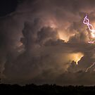 Lightning Storm, Nicaragua by NealStudios