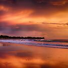 Sunset, Nicaragua  9/27/12 by NealStudios