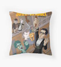 The Rescuers Downton Abbey Throw Pillow