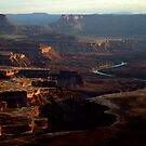 Canyonlands at Sunset #1 by CAPhotography