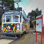 Bendigo tram #880 by shaynetwright