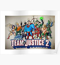 Team Justice 2 Poster