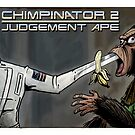 Terminator - Judgement Ape by andyjhunter