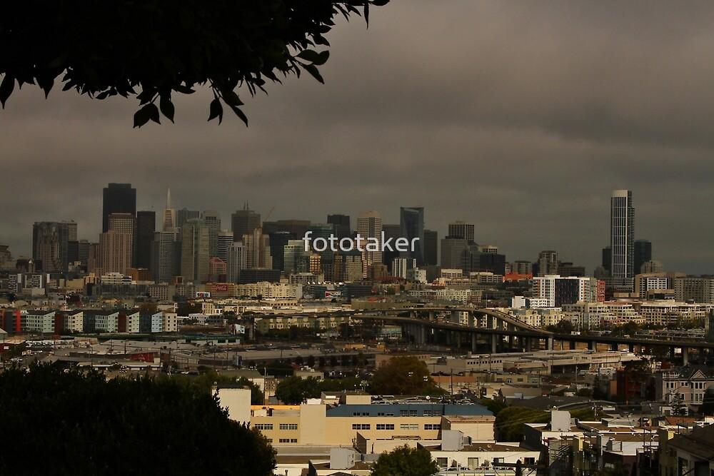 San Francisco's Other Side by fototaker