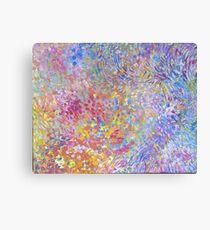 Colorful Acryl Canvas Print