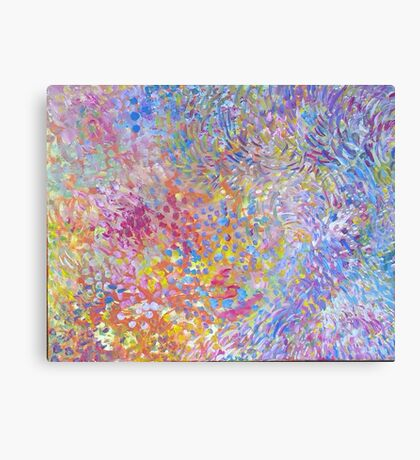 Colorful Acryl Canvas Print