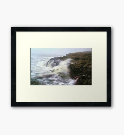 In Motion 3 Framed Print