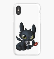 Chibi Toothless iPhone Case/Skin