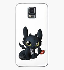 Chibi Toothless Case/Skin for Samsung Galaxy