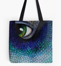 Mystery Guardian Tote Bag