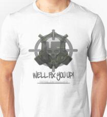 HaloFix Skull Logo 2 T-Shirt